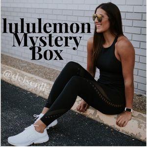 Lululemon Mystery Box 🎁 Size Small, 2, 4